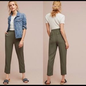 Anthropologie The Essential Pull-On Trouser